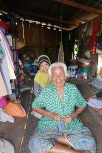 Lonna with Grandmother April 2016 2